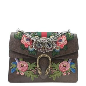 Gucci 400235 Dionysus Embroidered Sequin Bag177037